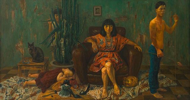 Nữ hoàng Phương Đông, Vũ Ngọc Vĩnh