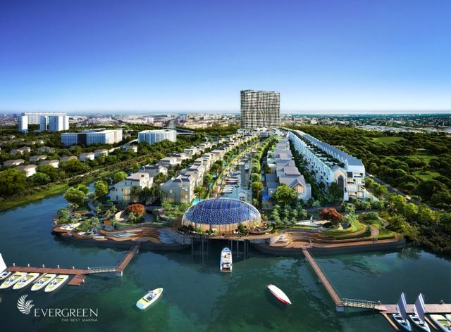 Vision Land – Đại lý phân phối chính thức siêu dự án Evergreen - 1