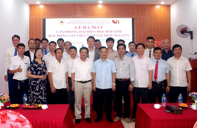 Lễ ra mắt Văn phòng đại diện Hội Môi giới Bất động sản Việt Nam khu vực Đông Bắc - 1