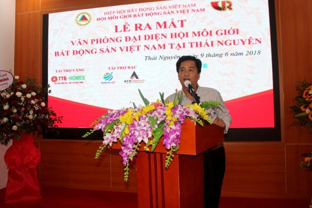 Lễ ra mắt Văn phòng đại diện Hội Môi giới Bất động sản Việt Nam khu vực Đông Bắc - 2