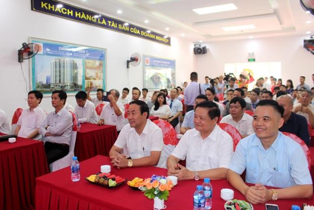 Lễ ra mắt Văn phòng đại diện Hội Môi giới Bất động sản Việt Nam khu vực Đông Bắc - 3