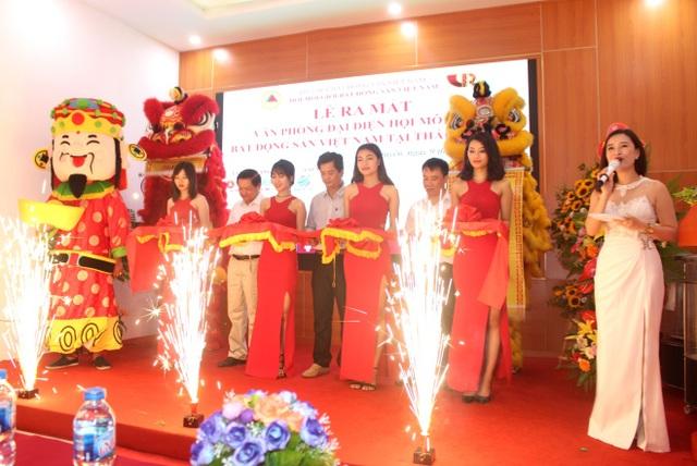 Lễ ra mắt Văn phòng đại diện Hội Môi giới Bất động sản Việt Nam khu vực Đông Bắc - 4