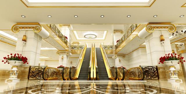 Trung tâm thương mại với đầy đủ tiện ích tiêu chuẩn quốc tế mang lại cuộc sống tiện nghi cho cư dân