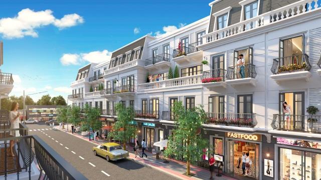Vincom Retail chính thức ra mắt Vincom Shophouse Sa Đéc - 2