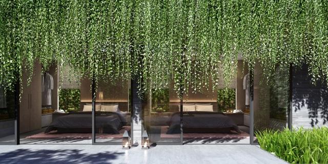 Wyndham Garden Phú Quốc đang theo đúng xu hướng hiện đại Go Green trên thế giới.