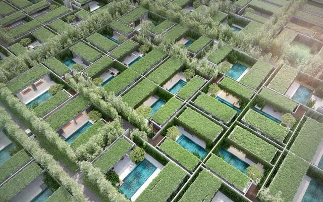 Khi đưa vào vận hành, Wyndham Garden sẽ có công suất vận hành đạt 65% với mức giá thuê trên 6.5 triệu/căn villa.
