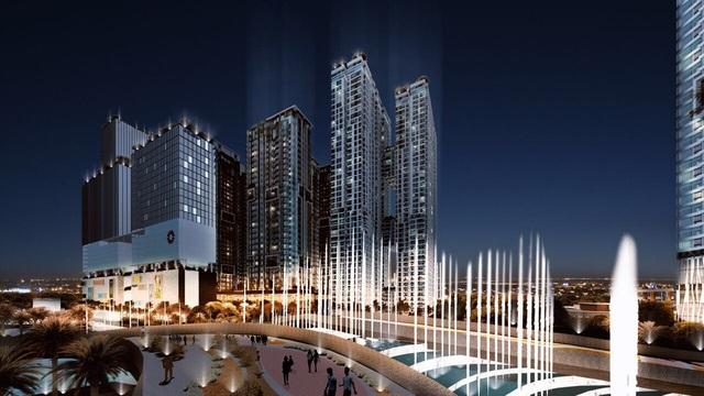 Tân Hoàng Mai – dự án có diện tích lớn nhất của Tập đoàn Tân Hoàng Minh với tổng diện tích sàn lên đến 1.200.000 m2