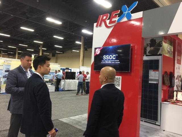 Công ty IREX đã có 5 năm xuất khẩu pin mặt trời ra thị trường Quốc tế