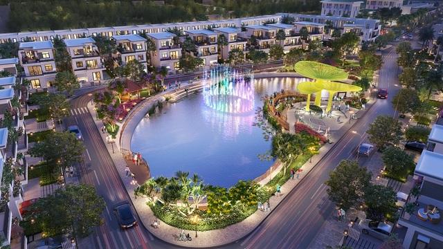 Giá trị Thang Long Home – Hưng Phú ngày càng tăng cao với vị trí mặt tiền đường Tô Ngọc Vân cùng hệ thống tiện ích nội khu hoàn hảo