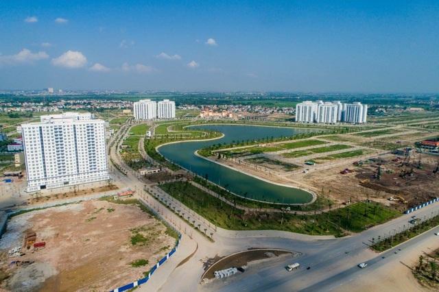 Hồ điều hòa – Lá phổi xanh trong lòng khu đô thị Thanh Hà Mường Thanh - 4
