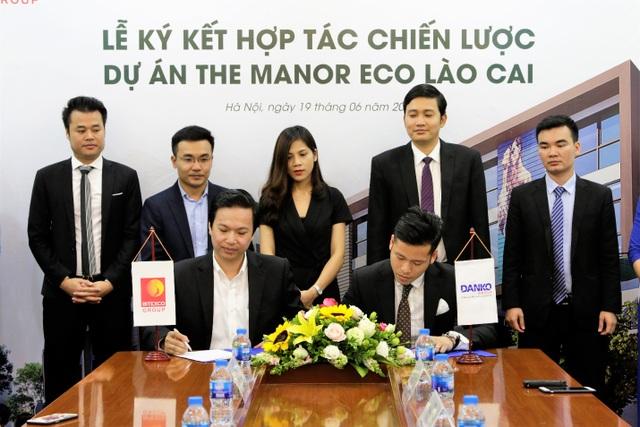 Với sự hợp tác lần này, Bitexco Group và Danko Group hi vọng sẽ mang lại thêm nhiều thành công cho The Manor Eco+ Lào Cai