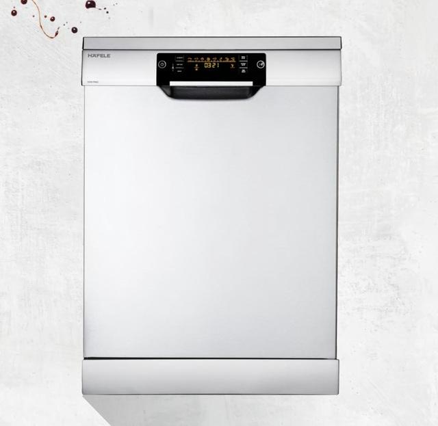 Máy rửa chén Häfele sở hữu 7-8 chương trình rửa khác nhau như rửa siêu tốc 18 phút, rửa sơ bộ, rửa tiết kiệm v.v.