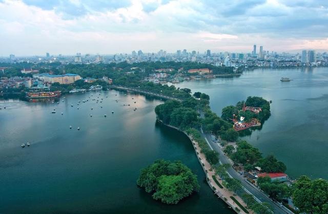 Hồ Tây – Điểm nóng của thị trường bất động sản trong những năm trở lại đây