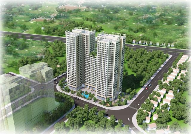 Tecco Skyville Tower – Dự án siêu hot sắp ra mắt tại huyện Thanh Trì