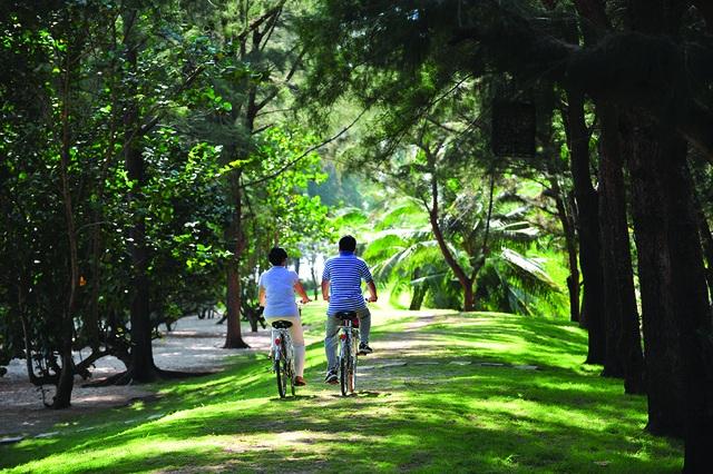 Những khoảnh khắc bình yên, tận hưởng cuộc sống tại Zenna Villas