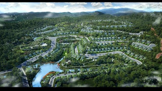 Khu nghỉ dưỡng sinh thái Ivory Villas & Resort đang khơi gợi tiềm năng Hoà Bình.