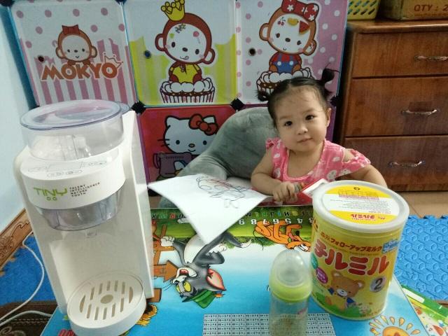 Đâu là máy pha sữa tự động tốt nhất cho bé yêu nhà bạn? - 2