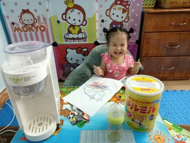 Đâu là máy pha sữa tự động tốt nhất cho bé yêu nhà bạn? - 3