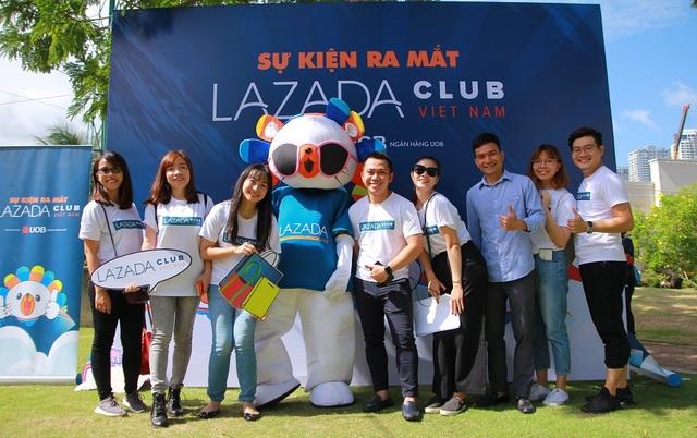 CLB Nhà bán hàng Lazada được hưởng ứng tham dự với các thành viên đa dạng về độ tuổi và kinh doanh đa dạng về mặt hàng.