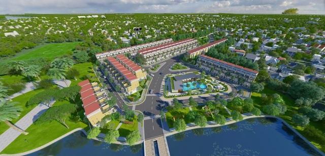 Trần Anh Riverside: Cơ hội đầu tư cực kỳ hấp dẫn - 1