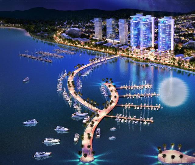 Dự án Swisstouches La Luna Resort Nha Trang - hình thức condotel đang gây nhiều chú ý về lợi nhuận quy đổi ra USD