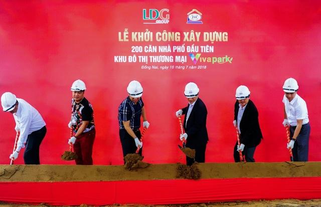LDG Group vừa khởi công xây dựng 200 căn nhà phố đầu tiên tại khu đô thị thương mại Viva Park. Bất động sản Đồng Nai hút khách bởi những yếu tố nào? Bất động sản Đồng Nai hút khách bởi những yếu tố nào? img20180724154537291 e5a91