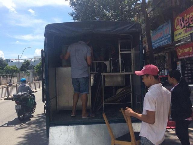 Dịch vụ chuyển nhà trọn gói giá rẻ TPHCM cung cấp tại Thành Tâm Express
