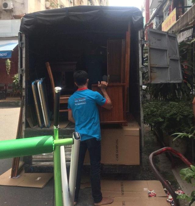 Dịch vụ chuyển nhà giá rẻ tại Thành Tâm Express