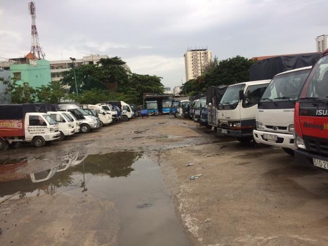 Xe tải cung cấp dịch vụ taxi tải chuyển nhà trọn gói giá rẻ tại ThànhTâm Express