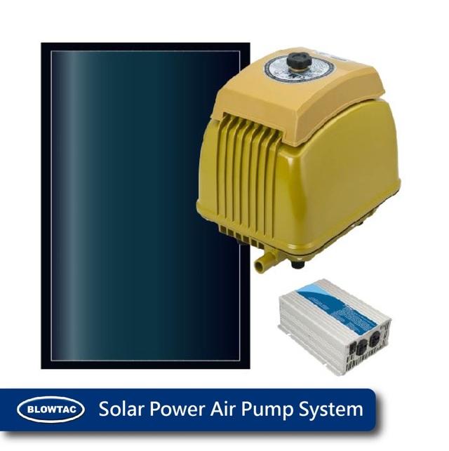 Bơm năng lượng mặt trời Sun Mines có thể lắp đặt đơn giản và không cần nối với điện bên ngoài