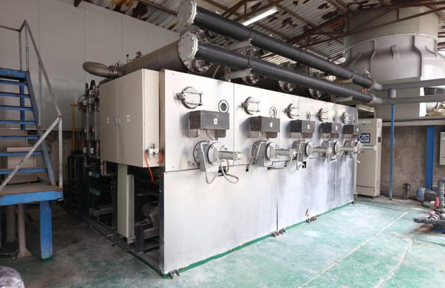 Hệ thống xử lý nước thải công nghệ cao của Công ty NANOPLUS. Kunshan Nano New Materials Technology Co., Ltd