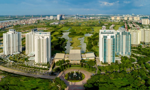 360 độ cuộc sống khu đô thị Ciputra - 1