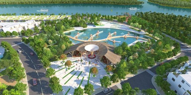 Với quy mô 32ha nằm ngay trung tâm thị trấn Cần Giuộc, Saigon Riverpark mở ra cơ hội đầu tư bền vững và an cư lý tưởng tại phía Nam Sài Gòn