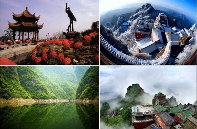 Vũ Hán thuộc tỉnh Hồ Bắc, là nơi có nhiều điểm tham quan hấp dẫn như núi Võ Đang, Tam Quốc cổ thành (Kinh Châu), đập Tam Hiệp (Nghị Xương),… mang đến cho những người yêu dịch chuyển có thêm những điểm check-in hấp dẫn trong bucket list của mình.