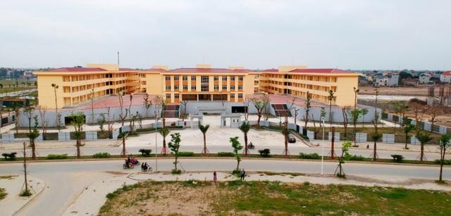 Ngôi trường liên cấp Tuệ Đức tại Khu A KĐT Thanh Hà đã sẵn sàng cho năm học mới