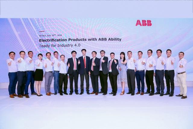 Hội thảo đã giúp tăng cường mối quan hệ, hợp tác phát triển của ABB cùng các đối tác trong tương lai.