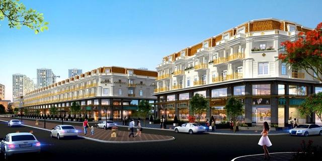 Cơ sở hạ tầng, tiện ích dịch vụ, cảnh quan khu nhà phố thương mại Geleximco được đầu tư bài bản và đã hoàn thiện đồng bộ.