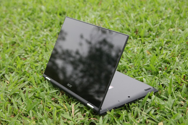 """Giải trí bất tận với laptop """"lai"""" máy tính bảng Acer Spin 3 - 1"""