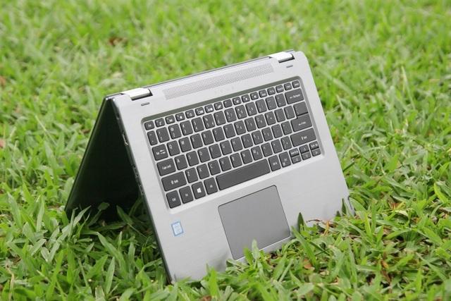 """Giải trí bất tận với laptop """"lai"""" máy tính bảng Acer Spin 3 - 3"""