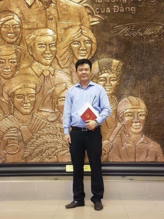 Ông Phạm Đình Vũ – Chánh Văn phòng Thương mại và Công nghiệp Việt Nam (VCCI)