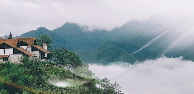 Bất động sản nghỉ dưỡng Sa Pa sôi động với biệt thự núi độc đáo - 1