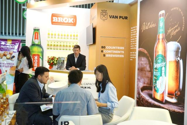 """Ngành thực phẩm - đồ uống """"lên ngôi"""": Triển lãm Quốc tế Đồ uống Việt Nam 2018 thu hút các ông lớn - 1"""