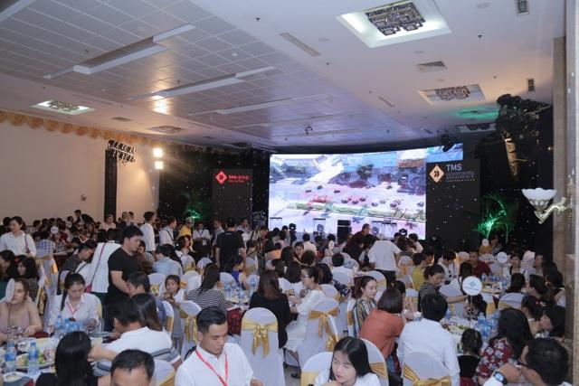 """""""Bùng nổ"""" mở bán dự án TMS Luxury Hotel & Residence Quy Nhơn - 1"""