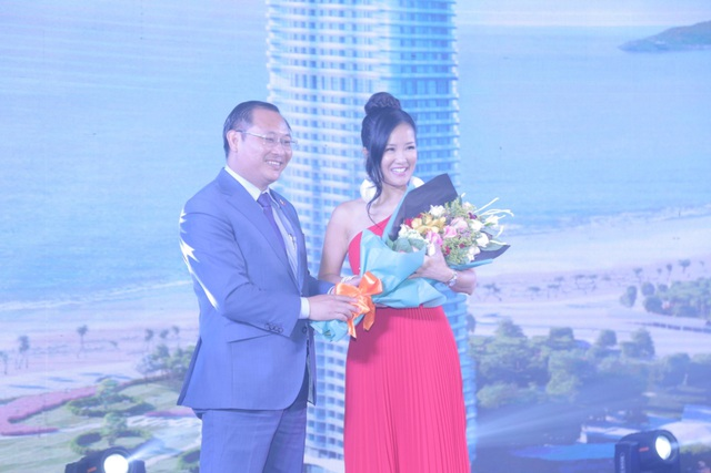 Diva Hồng Nhung ấn tượng với dự án nghỉ dưỡng của Tập đoàn TMS, cô mong muốn sẽ là chủ nhân của căn hộ tại đây