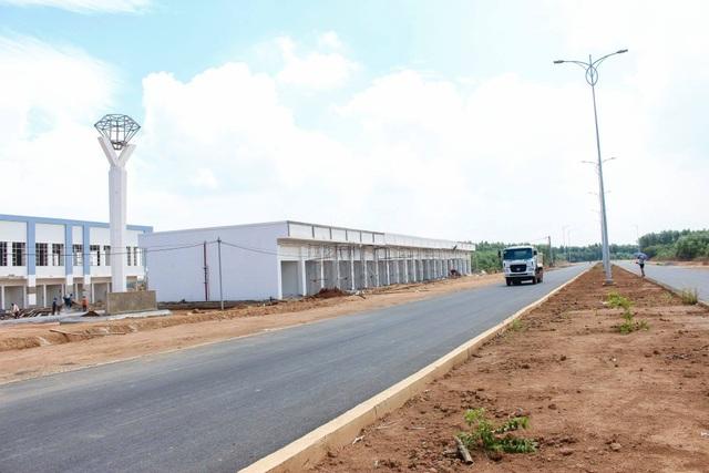 Hệ thống hạ tầng giao thông tại Trảng Bom, Đồng Nai đang được đầu tư mạnh mẽ.