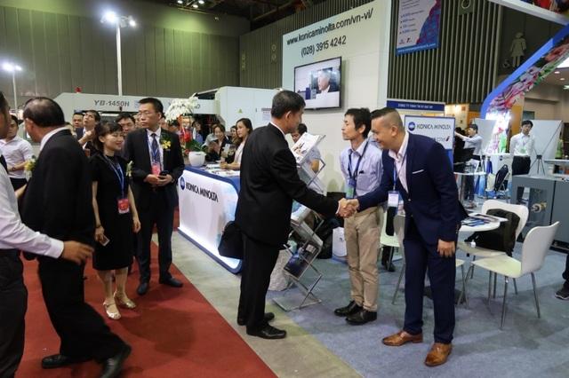 Triển lãm quốc tế Print Pack Foodtech là một sự kiện rất lớn trong ngành