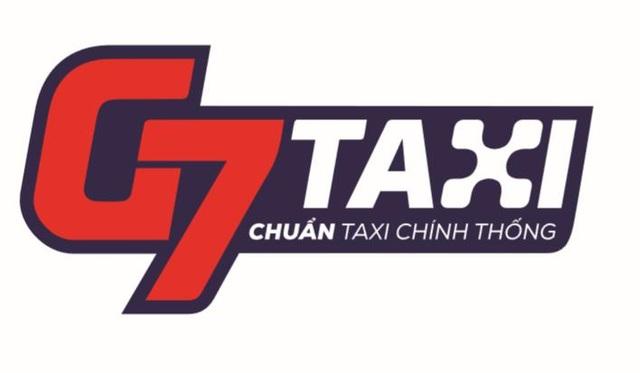 Logo mới của hãng G7 taxi.