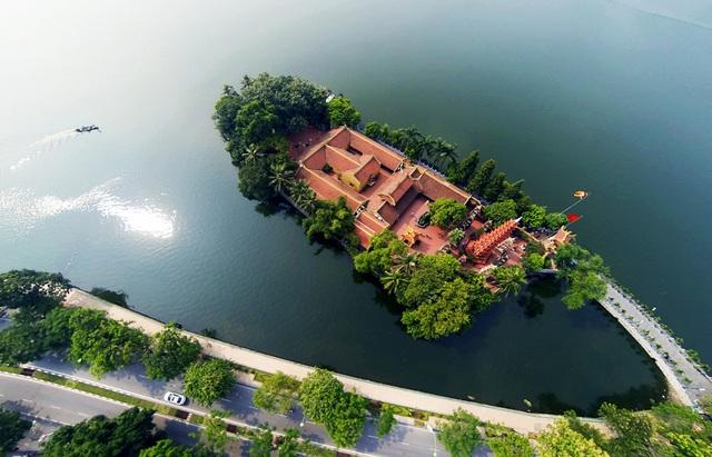 Hồ Tây-Mảnh đất tâm linh, phong thủy bậc nhất Việt Nam