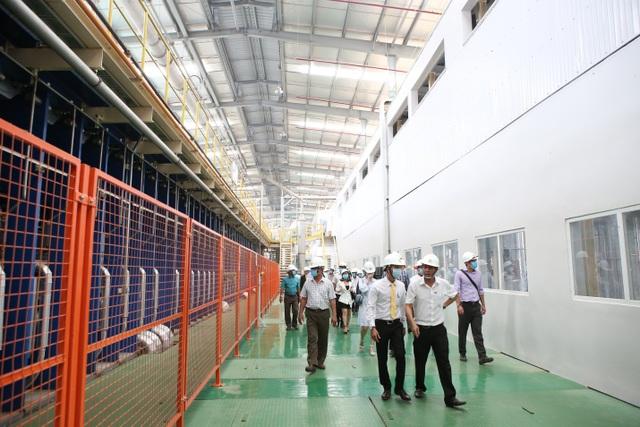 Khánh thành nhà máy sản xuất ván MDF hiện đại bậc nhất thế giới - 3
