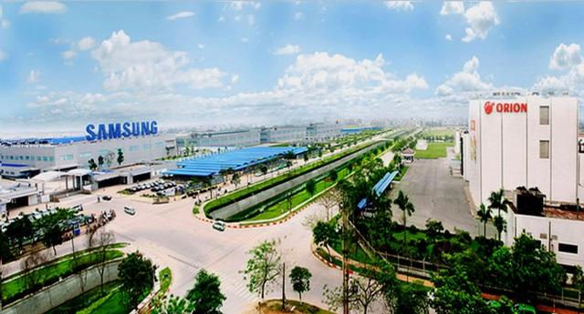 Các khu công nghiệp Bắc Ninh mọc nhanh như nấm